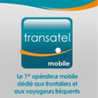 Bannière promotionnelle Transatel, Flash